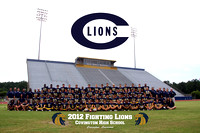 "2012 Covington High ""Fighting Lions"""