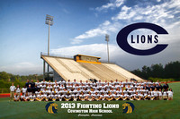 2013 Covington High School Fighting Lions