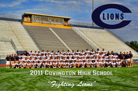 "2011 Covington High School ""Fighting Lions"""